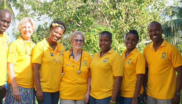 Haiti Companions
